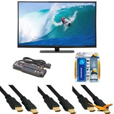 Seiki SE50UY04 - 50-Inch 4K 120Hz LED Ultra-High-Definition TV Bundle | Waddaya WatchinWaddaya Watchin