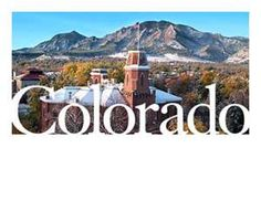 Colorado <3
