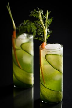 The Green Rabbit - a nonalcoholic temptation