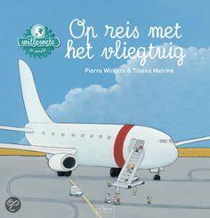 """Dutch: WILLEWETE. OP REIS MET HET VLIEGTUIG (met uitklappagina en flap) - Pierre Winters: """"Informatief prentenboek over het reizen met een vliegtuig, waarin de vakantiereis van de kinderen Kasper en Hanna centraal staat. Op eenvoudige wijze wordt er veel informatie gegeven over soorten vliegtuigen en alles wat er op een luchthaven gebeurt."""" [Pin by Heidi Tunberg, TCK Care, ReachGlobal] Third Culture Kid, English Book, Children's Picture Books, School Themes, Video Film, Tanzania, Childrens Books, Transportation, Around The Worlds"""
