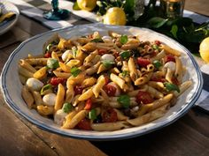 Get Pasta Salad Alla Norma Recipe from Food Network