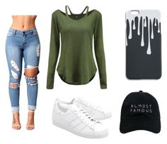 Latest Trend by melia1216 on Polyvore featuring polyvore, fashion, style, adidas Originals, Nasaseasons and clothing