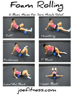 You Need A Foam Roller, Here's Why