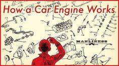 We'll begin our first class of Gearhead 101 by explaining the ins and outs of the heart of a car: the internal combustion engine.