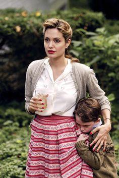 Angelina Jolie in The Good Shepherd