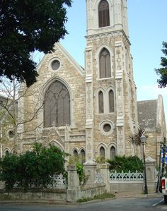 Church in Central Port Elizabeth South Africa, Virtual Travel, Small Town Girl, Places Of Interest, Old Buildings, Africa Travel, Small Towns, Dream Vacations, All Over The World