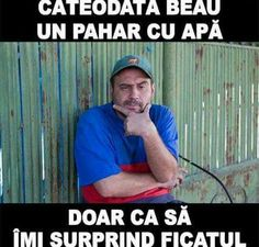 Cateodata beau apa doar ca sa-mi surprind ficatul. Funny Texts, Funny Jokes, Anime Fanfiction, Copenhagen Travel, Super Funny, Cringe, Funny Images, The Funny, Have Fun