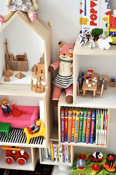 sibling kids room by Paul+Paula, via Flickr