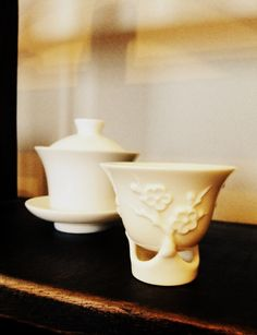 Chinese Tea Cups *photo by afs