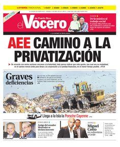 Edición 17 de Abril 2015  El Vocero de Puerto Rico