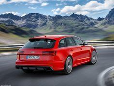 Audi penserait a un RS 6 allroad...