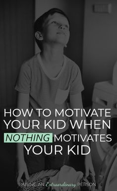 What motivates your child can be hard to figure out and change frequently. Find ways to motivate your child and how to encourage intrinsic motivation. Parenting Advice, Kids And Parenting, Single Parenting, Intrinsic Motivation, Mentally Strong, Adhd Kids, Positive Reinforcement, Behavior Management, Motivate Yourself