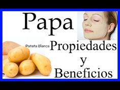 Para que Sirve la Papa: https://www.youtube.com/watch?v=RREZ4SI5lfo