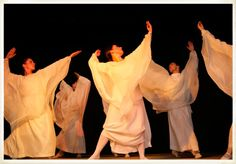 Eurythmy dance.    Studied by the Esherick family at the Gardner-Doing Dance Camp in New York