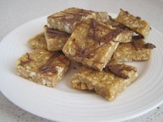 Easy No-Bake Caramel Slice recipe