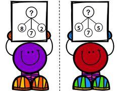 3-Addend Number Bonds https://www.teacherspayteachers.com/Product/Three-Addend-Number-Bonds-1568762