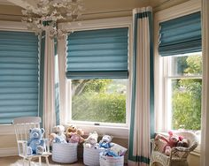 Vignette® Modern Roman shades by Hunter Douglas feature consistent folds with no exposed rear cords, keeping windows uncluttered. Superior quality modern shades for your home. Modern Roman Shades, Custom Roman Shades, Contemporary Windows, Modern Windows, Hunter Douglas Blinds, Custom Blinds, Faux Wood Blinds, Shades Blinds, Shades Window