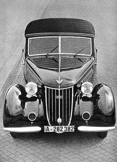 Los coches de la Segunda Guerra Mundial: Episodio 1: Automóviles de la Alemania Nazi - Página 2 - ForoCoches