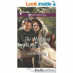 The Wedding Ring Quest (Harlequin Historical) - Kindle edition by Carla Kelly. Romance Kindle eBooks @ Amazon.com.