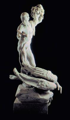 Perseu e Medusa - Camille Claudel Camille Claudel, Auguste Rodin, Modern Sculpture, Sculpture Art, Sculpture Garden, Perseus And Medusa, Carpeaux, Art Nouveau, French Sculptor