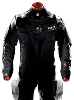 Waterproof D1 Hybrid Drysuit - ($2650)