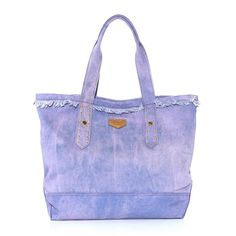 Aimee Kestenberg Cannes Large Carryall Tote - Pink Tie Dye Denim - One Size Fringe Handbags, Denim Handbags, Denim Tote Bags, Denim Purse, Pink Tote Bags, Pink Handbags, Beach Tote Bags, Tote Purse, Tote Handbags