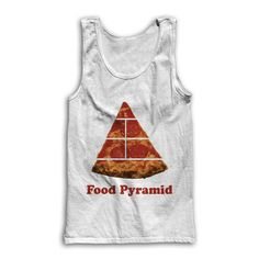 Food Pyramid #Pizza by AwesomeBestFriendsTs on Etsy