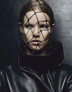 Suvi Koponen | Craig McDean | Vogue UK September 2012 | NewNoir
