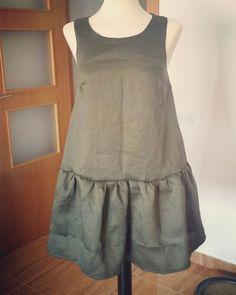 Mi primer vestido veraniego, ideal para ir fresca y cómoda ❤