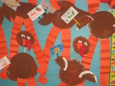 Mrs. Jump's Kindergarten Class- November