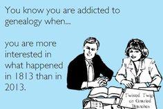 GFHC Open Thread: Genealogy Cartoons, Jokes, and Memes Genealogy Quotes, Genealogy Chart, Family Genealogy, Genealogy Search, Family History Quotes, Family Quotes, Cousin Quotes, Daughter Quotes, Family Research