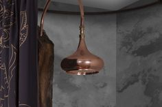 Large Trombone copper shower head Hall Bathroom, Bathroom Renos, Copper Shower Head, Amish Furniture, Trombone, Shower Heads, Rustic, Baths, Showers