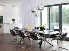 Check this Dining room… Hungry? | www.delightfull.eu #delightfull #diningroom #modernhomelighting #Interiordesign #luxurydesign