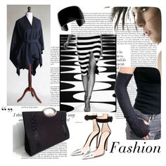 Fashion by mdrozd on Polyvore featuring moda, Gianvito Rossi and Mercedes-Benz