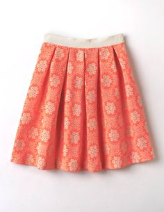Say hello to our perfect pleated skirt, £99. #Boden