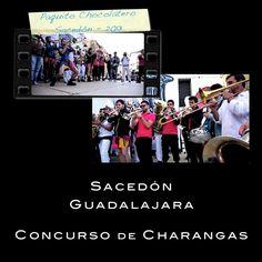 https://www.facebook.com/video.php?v=398717673577878  • Sacedón • Charangas • Paquito Chocolatero • Charanga Artistas del Gremio (Ejea de los Caballeros, Zaragoza) • Charanga Los Tocados (Madrid) • Charanga Alegría Alcarreña (Sacedón, Guadalajara) • Charanga El Mosoko (Tarazona, Albacete) • LESLIE fotógrafo fiestas •