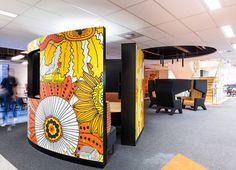 20 inspiradores escritórios de Design - Assuntos Criativos