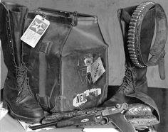 William Desmond Taylor's personal belongings.