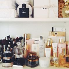 chic beauty space