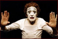 Marcel Marceau (22 March 1923 – 22 September 2007) was an internationally acclaimed French actor and mime most famous for his persona as Bip the Clown.
