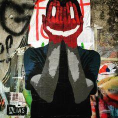 ALIAS #pasteup in #berlin #berlinstreetart #mitte #alias #bcn #instagrambcn #graffiti #rsa_graffiti #stencil pasteup ##bcn #instagrambcn #graffiti #rsa_graffiti #stencil #sticker #pasteup #suburb #suburbdesign #streetart #barcelona #streetartlovers #welovestreetart #urbanart #illustration #streetarteverywhere #spraypaint #spray #black #streetartbcn #streetartactivism #wepaintbcn #barcelonastreetart #pastedup (en Kino Central, Berlin-Mitte)