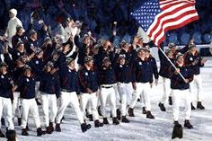 USA Marches into Sochi.