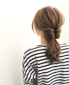 Лучшие идеи причесок: ryota kuwamura / hair make Full Throttle Pretty Hairstyles, Easy Hairstyles, Teenage Hairstyles, Hairstyle Ideas, Blonde Hairstyles, Layered Hairstyles, Updo Hairstyle, Popular Hairstyles, Girls Short Haircuts