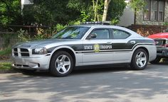 Dodge Charger (NC State Trooper)....LOVE MY NCSHP!!!