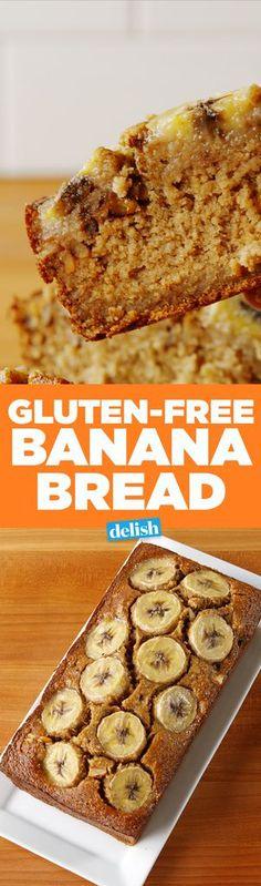 Gluten-Free Banana BreadDelish