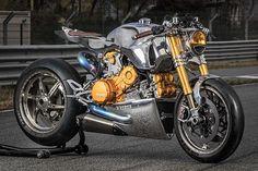 Ducati 1199 S Panigale Racer - Ortolani Customs - Pipeburn.com