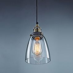 Are you looking for a pendant light but are having a hard time finding it? Change out that old fluorescent light with a DIY pendant light above the sink. Here is how to wiring a pendant light. Bar Pendant Lights, Diy Pendant Light, Pendant Light Fixtures, Pendant Lighting, Mini Pendant, Industrial Hanging Lights, Hanging Ceiling Lights, Hanging Lamps, Bulb Lights