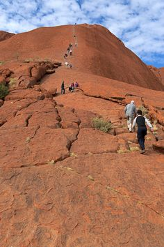 It�s been a long-fought battle of the caretakers of Uluru to discourage visitors from climbing their sacred rock. Yet despite their arduous campaign, people still find the need to satisfy their curiosity. | 15 Things You Can Do At Uluru That Aren't Climbing The Rock