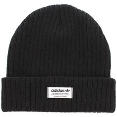 ddf88ad610285 New Adidas Womens Originals Wide Rib Beanie online