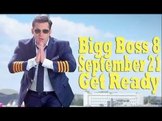 Bigg Boss 8 | Salman Khan: Fasten your seat belts and get ready for Sept...